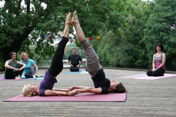 PartnerYoga in Fürth