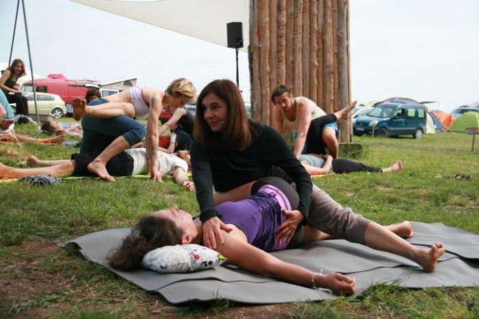 Thai-Yoga-Massage Workshop