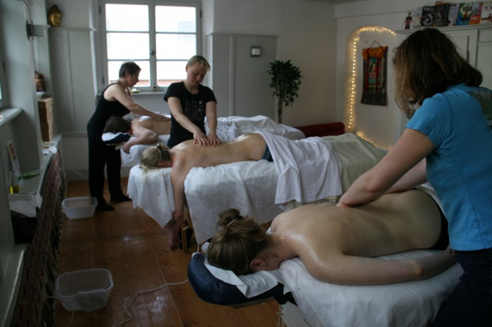 Honig Massage Workshop